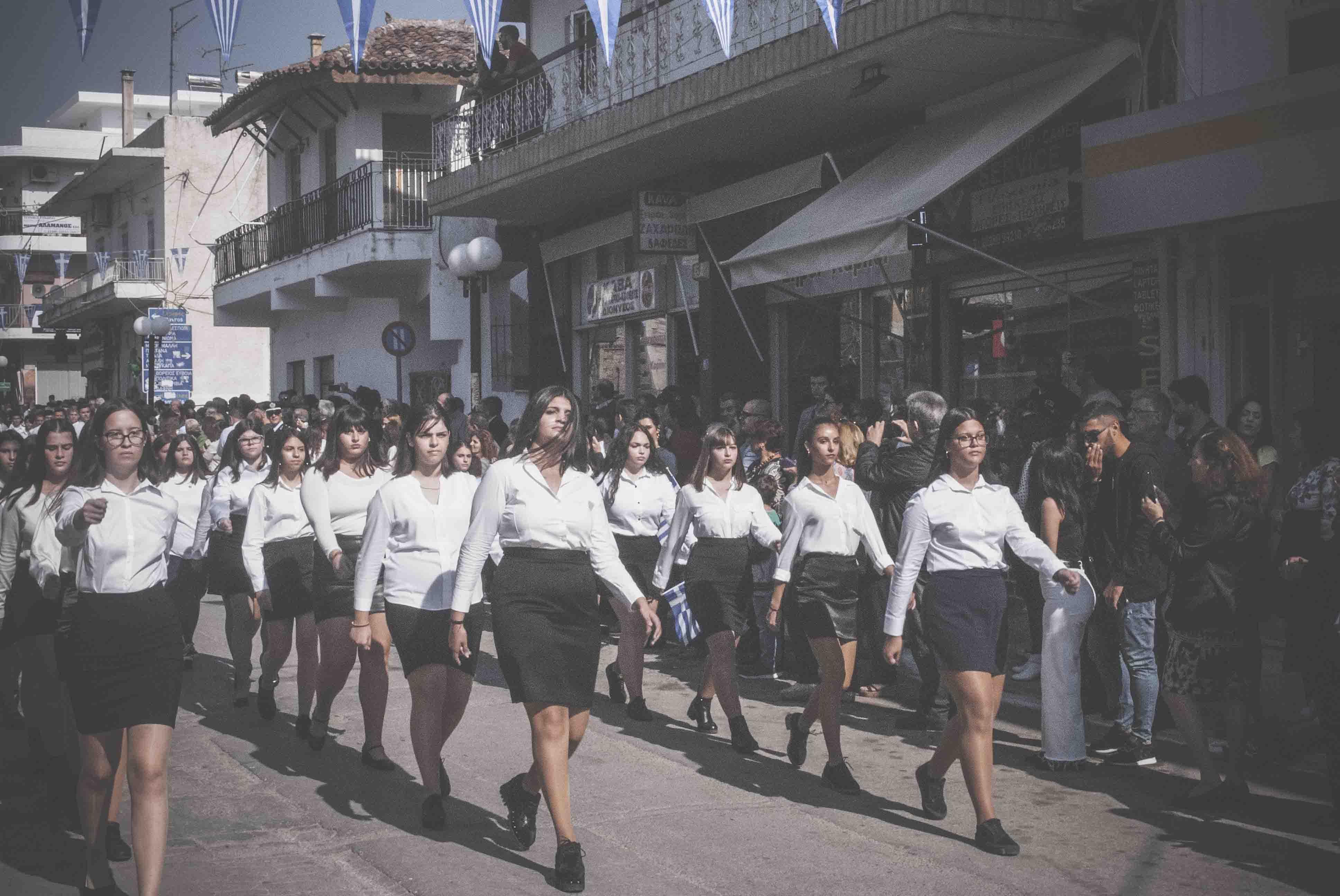 Φωτογραφικό υλικό από την παρέλαση στα Ψαχνά DSC 0421  Η παρέλαση της 28ης Οκτωβρίου σε Καστέλλα και Ψαχνά (φωτό) DSC 0421