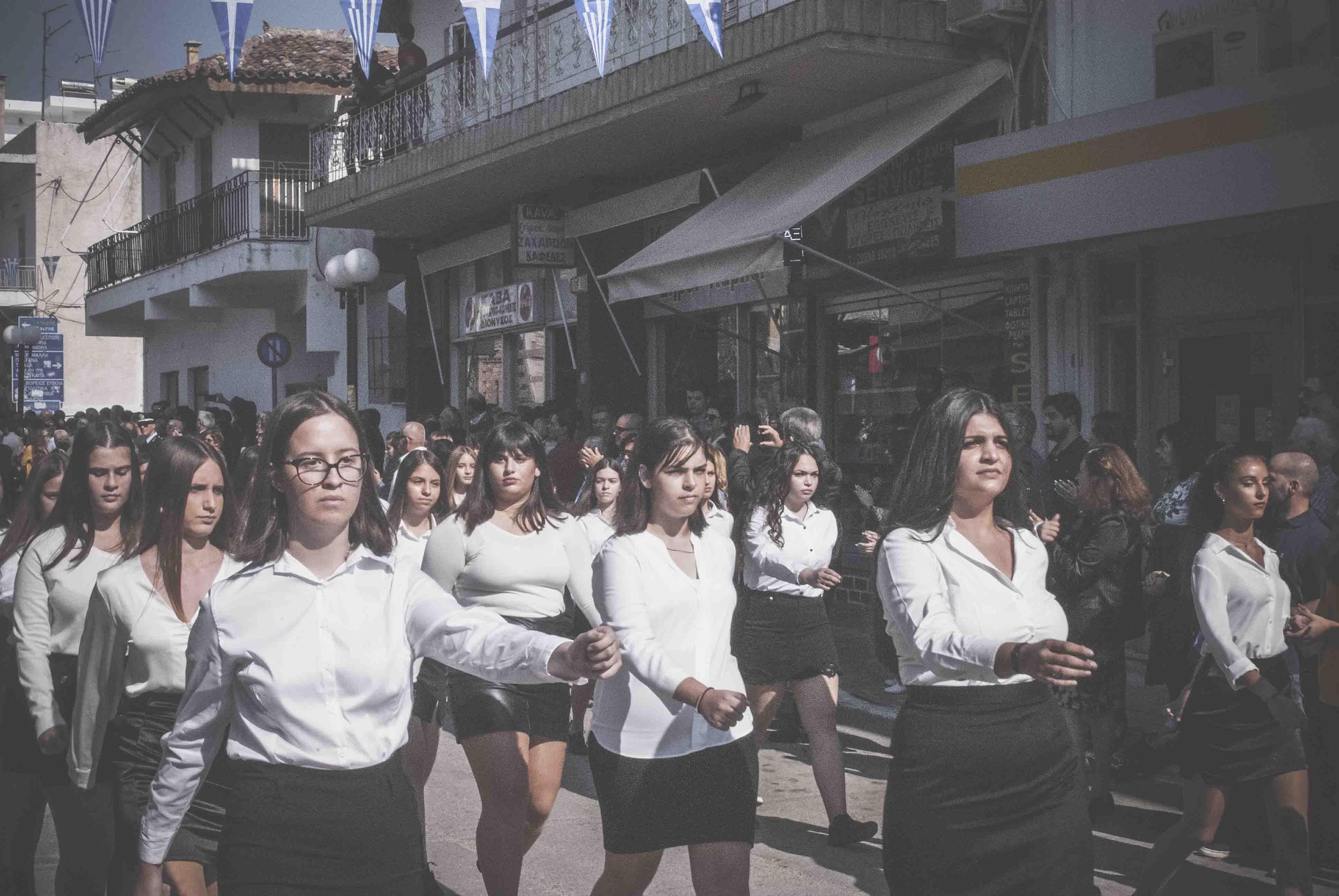 Φωτογραφικό υλικό από την παρέλαση στα Ψαχνά DSC 0422  Η παρέλαση της 28ης Οκτωβρίου σε Καστέλλα και Ψαχνά (φωτό) DSC 0422