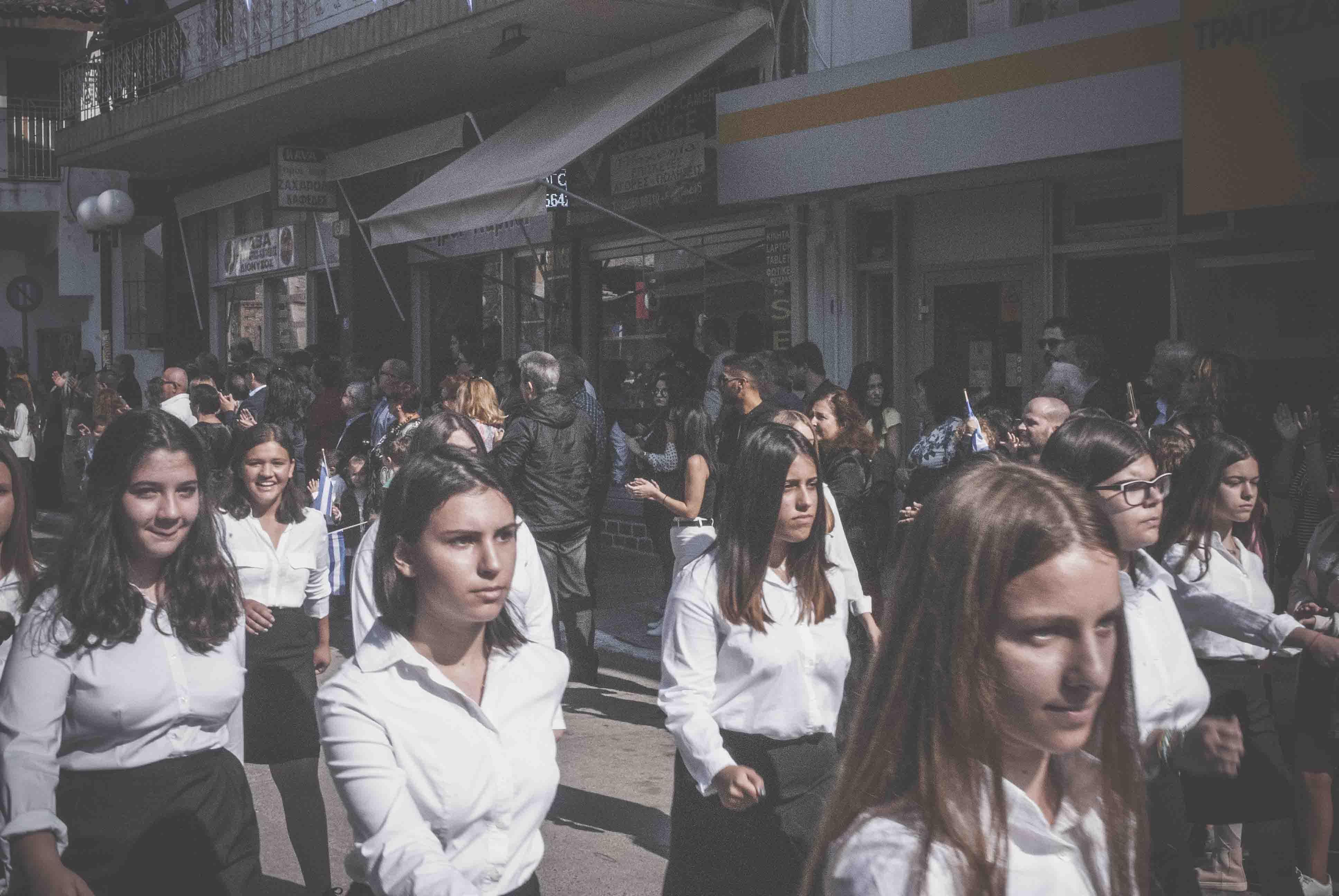 Φωτογραφικό υλικό από την παρέλαση στα Ψαχνά DSC 0423  Η παρέλαση της 28ης Οκτωβρίου σε Καστέλλα και Ψαχνά (φωτό) DSC 0423