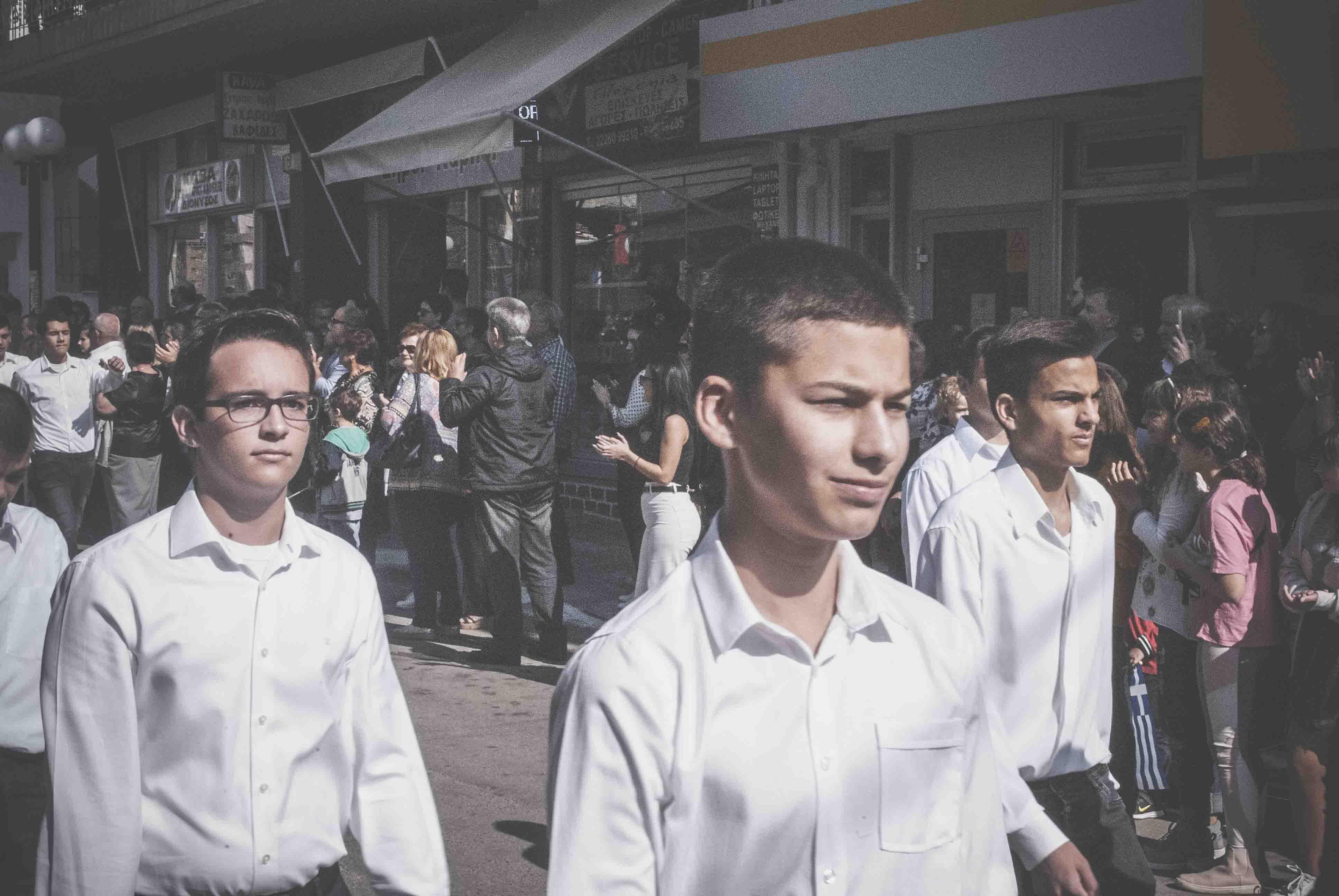 Φωτογραφικό υλικό από την παρέλαση στα Ψαχνά DSC 0429  Η παρέλαση της 28ης Οκτωβρίου σε Καστέλλα και Ψαχνά (φωτό) DSC 0429