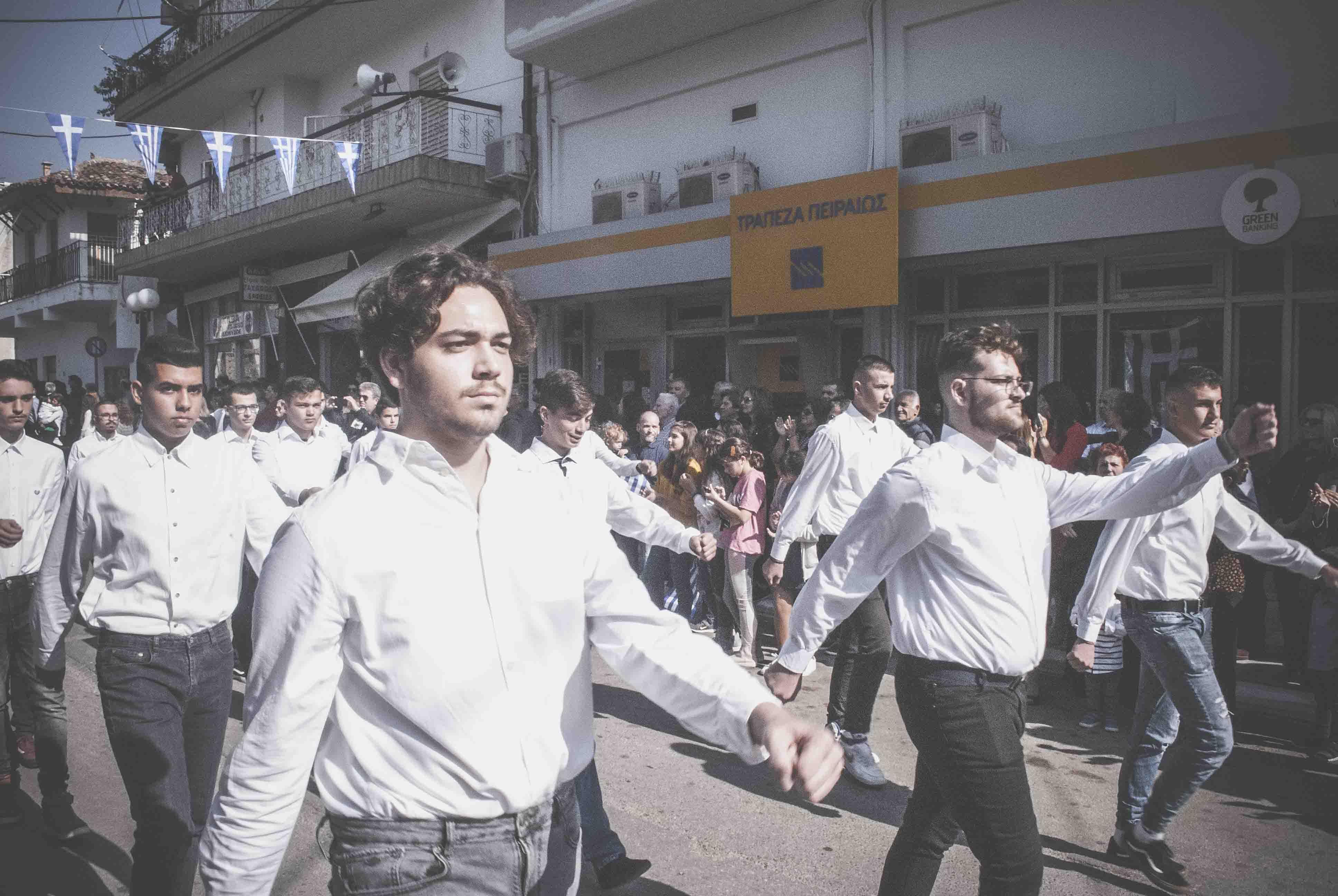 Φωτογραφικό υλικό από την παρέλαση στα Ψαχνά DSC 0435  Η παρέλαση της 28ης Οκτωβρίου σε Καστέλλα και Ψαχνά (φωτό) DSC 0435