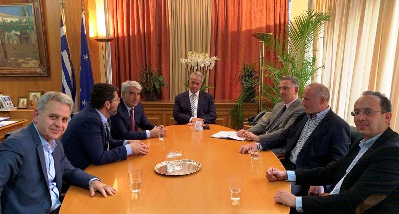 , Σίμος Κεδίκογλου, συνάντηση με υπουργό Αγροτικής Ανάπτυξης, Eviathema.gr | Εύβοια Τοπ Νέα Ειδήσεις