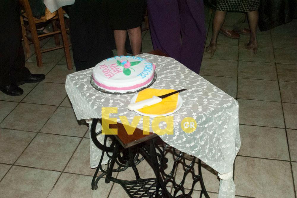 Πραγματοποιήθηκε η κοπή πίτας του Συλλόγου Αγγελής Γοβιός Πραγματοποιήθηκε η κοπή πίτας του Συλλόγου Αγγελής Γοβιός DSC 0114