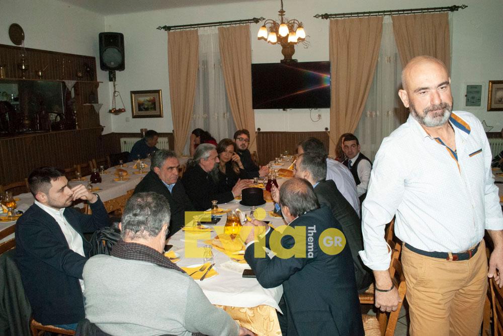 Πραγματοποιήθηκε η κοπή πίτας του Συλλόγου Αγγελής Γοβιός Πραγματοποιήθηκε η κοπή πίτας του Συλλόγου Αγγελής Γοβιός DSC 0118