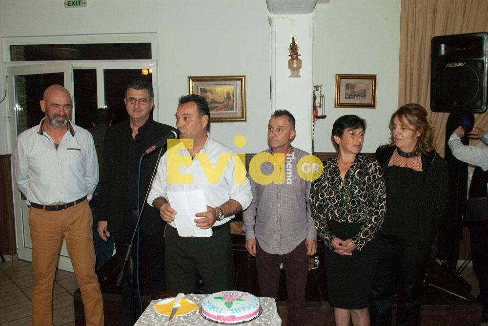 Πραγματοποιήθηκε η κοπή πίτας του Συλλόγου Αγγελής Γοβιός Πραγματοποιήθηκε η κοπή πίτας του Συλλόγου Αγγελής Γοβιός DSC 0119