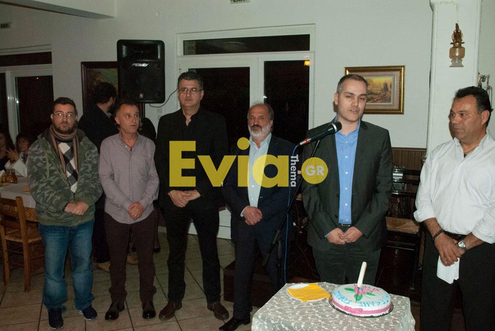 Πραγματοποιήθηκε η κοπή πίτας του Συλλόγου Αγγελής Γοβιός Πραγματοποιήθηκε η κοπή πίτας του Συλλόγου Αγγελής Γοβιός DSC 0136