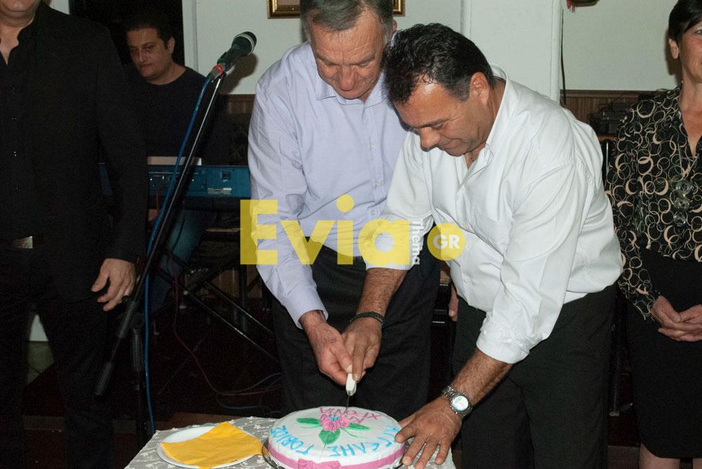 Πραγματοποιήθηκε η κοπή πίτας του Συλλόγου Αγγελής Γοβιός Πραγματοποιήθηκε η κοπή πίτας του Συλλόγου Αγγελής Γοβιός DSC 0145