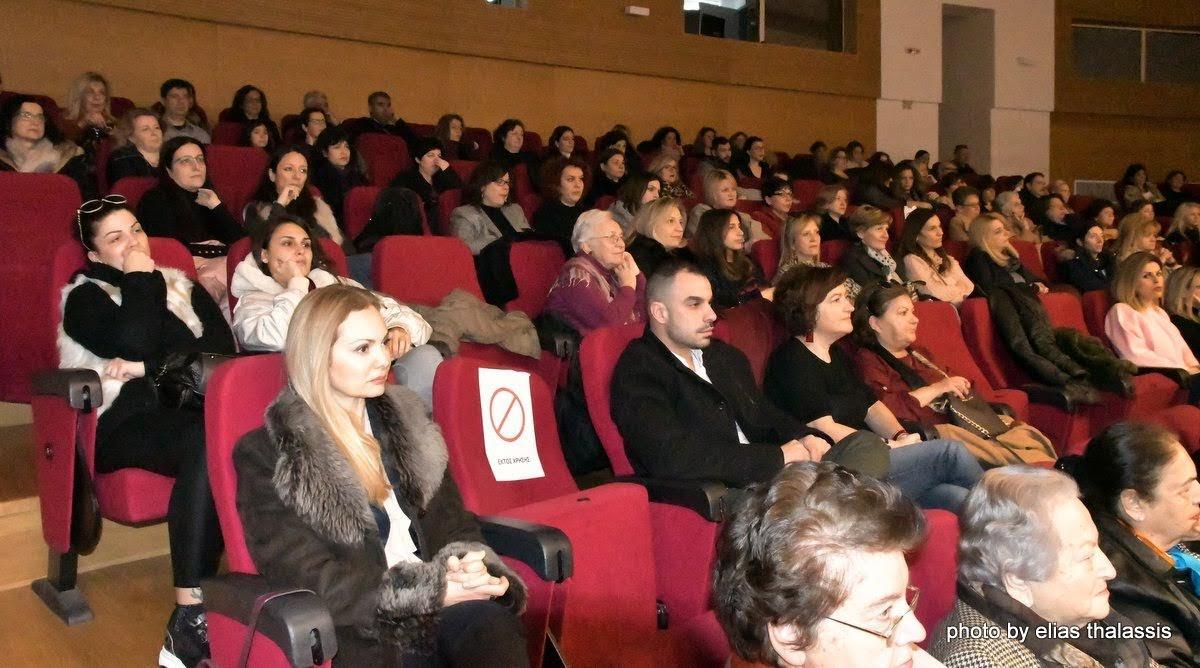 Με επιτυχία πραγματοποιήθηκε η παρουσίαση των βιβλίων του Στέφανου Ξενάκου σε διοργάνωση Δήμου Χαλκιδέων και ΔΟΠΠΑΧ DSC 4783