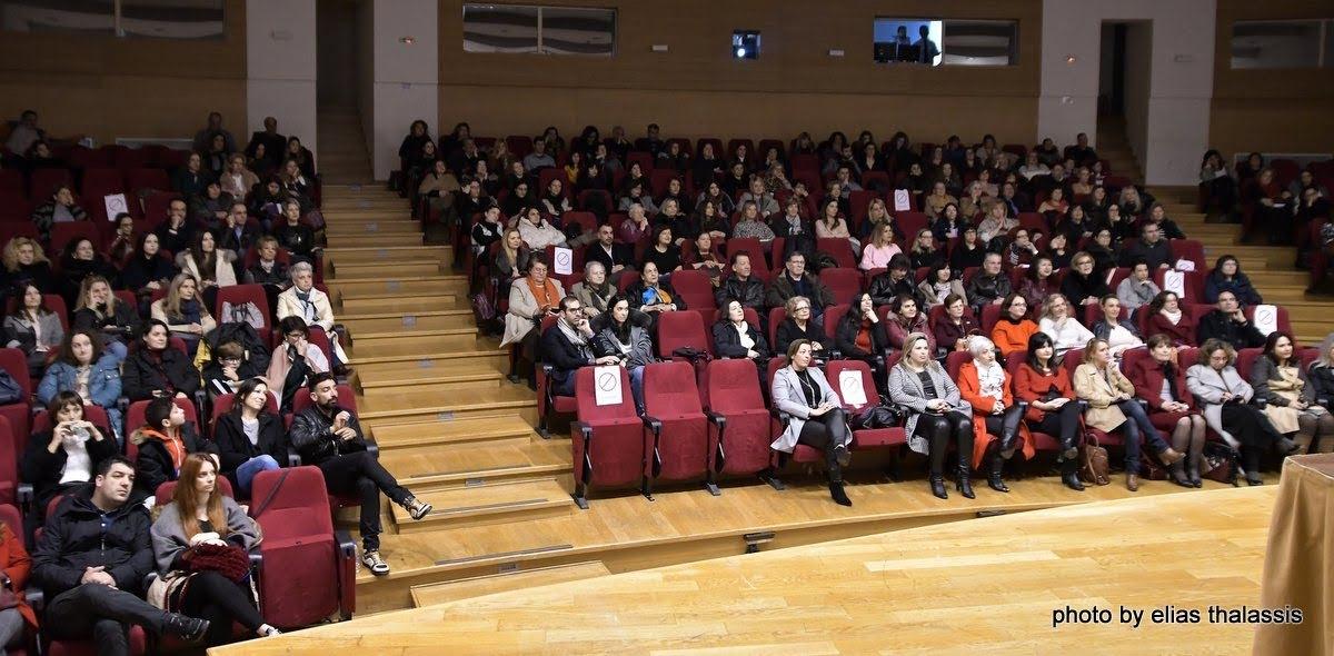 Με επιτυχία πραγματοποιήθηκε η παρουσίαση των βιβλίων του Στέφανου Ξενάκου σε διοργάνωση Δήμου Χαλκιδέων και ΔΟΠΠΑΧ DSC 4789