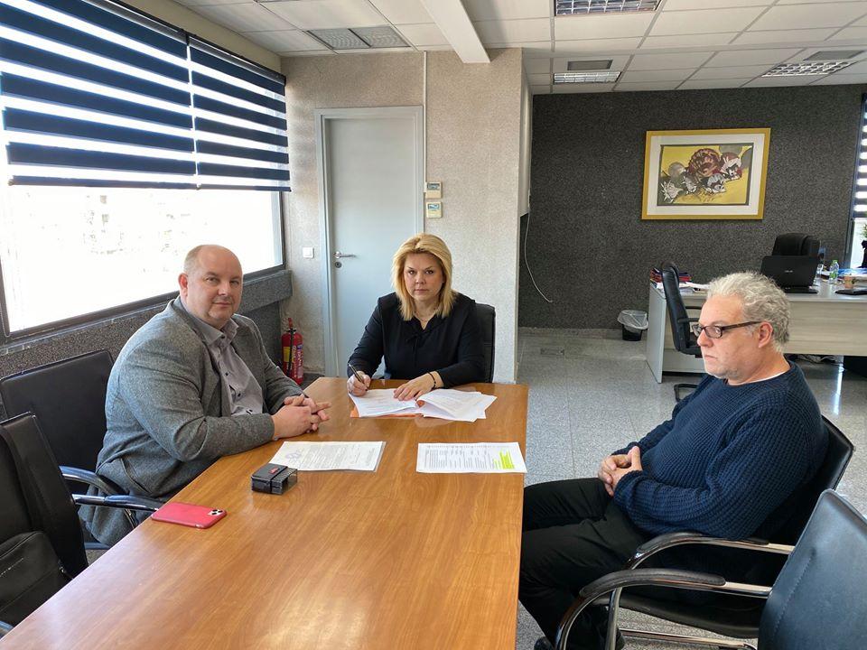 , Έλενα Βάκα: Υπέγραψε συμπληρωματική σύμβαση για την συντήρηση των σχολικών εγκαταστάσεων, Eviathema.gr | ΕΥΒΟΙΑ ΝΕΑ - Νέα και ειδήσεις από όλη την Εύβοια