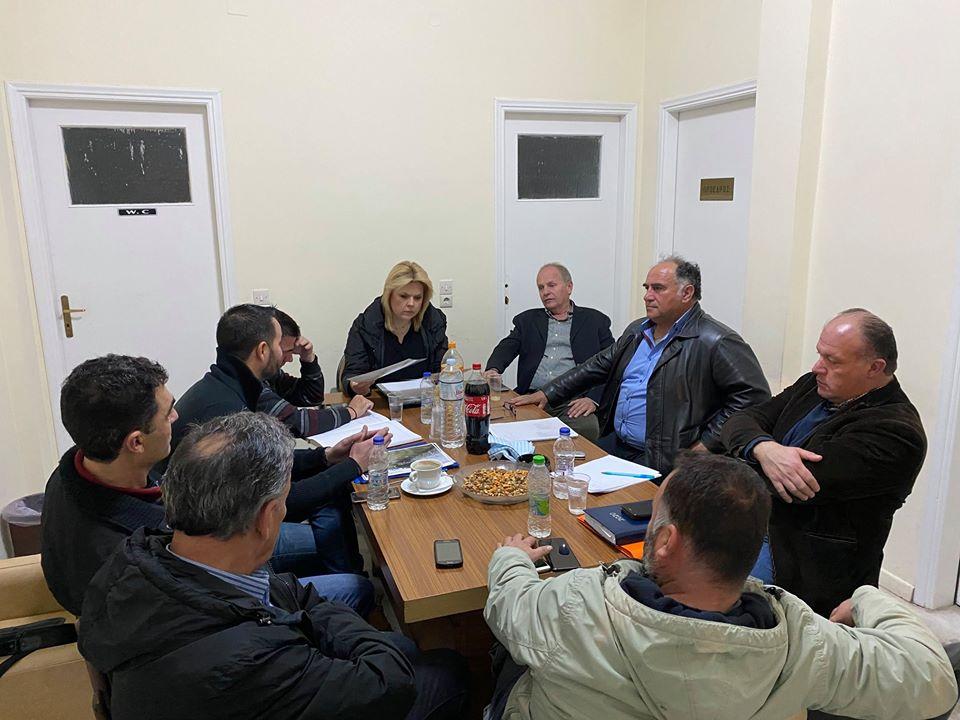 , Πραγματοποιήθηκαν χθες, τα Συμβούλια των Κοινοτήτων Καλοχωρίου-Παντειχίου και Βαθέος της Δημοτικής Ενότητας Αυλίδος, Eviathema.gr | ΕΥΒΟΙΑ ΝΕΑ - Νέα και ειδήσεις από όλη την Εύβοια