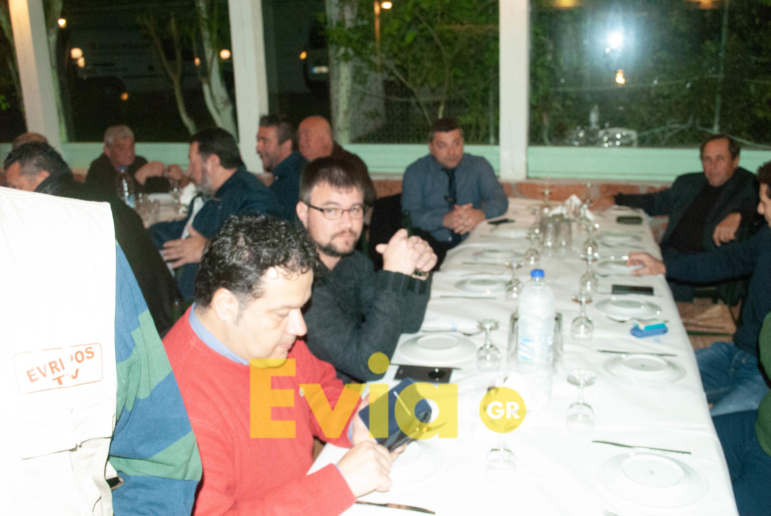 ΕΠΣ Ευβοίας Πραγματοποιήθηκε η κοπή πίτας της ΕΠΣ Ευβοίας για τα σωματεία Κεντρικής Εύβοιας DSC 0463 scaled