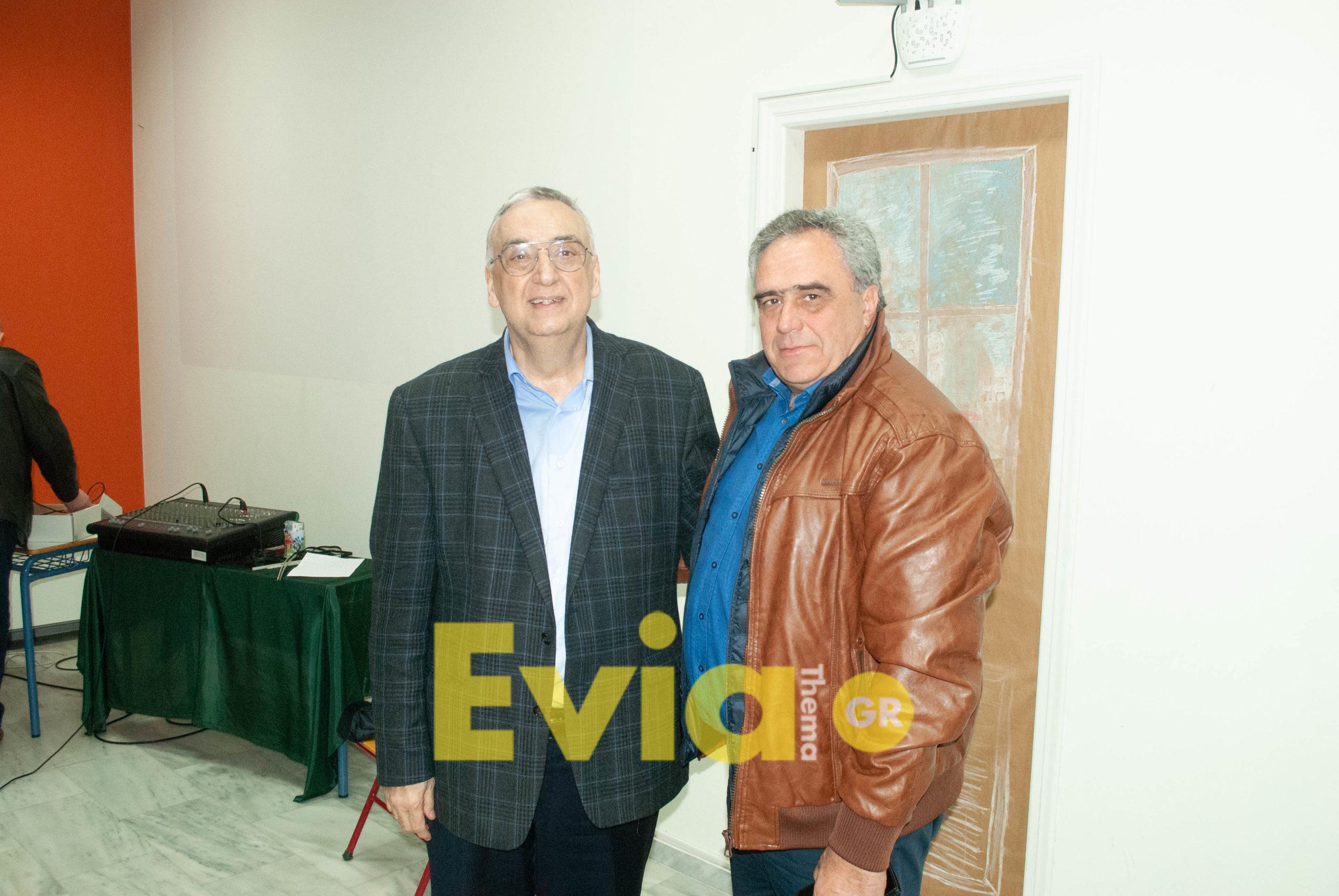 , Σοκαριστική η ομιλία του Δημήτρη Σούρα στα Ψαχνά Ευβοίας, Eviathema.gr | Εύβοια Τοπ Νέα Ειδήσεις