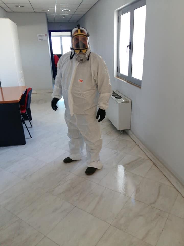 Δήμος Διρφύων Μεσσαπίων: Απολύμανση στις Δημοτικές εγκαταστάσεις dim2