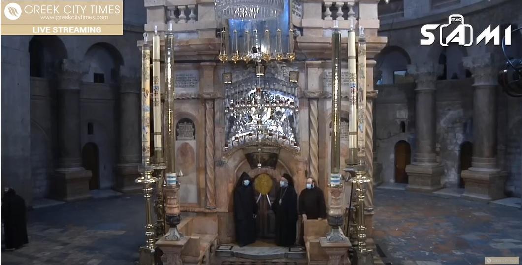 άγιο φως, LIVE η τελετή αφής του Αγίου Φωτός από τον Πανάγιο Τάφο, Eviathema.gr | ΕΥΒΟΙΑ ΝΕΑ - Νέα και ειδήσεις από όλη την Εύβοια