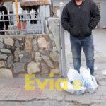 , Δήμος Διρφύων Μεσσαπίων: Μοίρασαν τρόφιμα σε ευπαθείς ομάδες Ρομά, Eviathema.gr | Εύβοια Τοπ Νέα Ειδήσεις