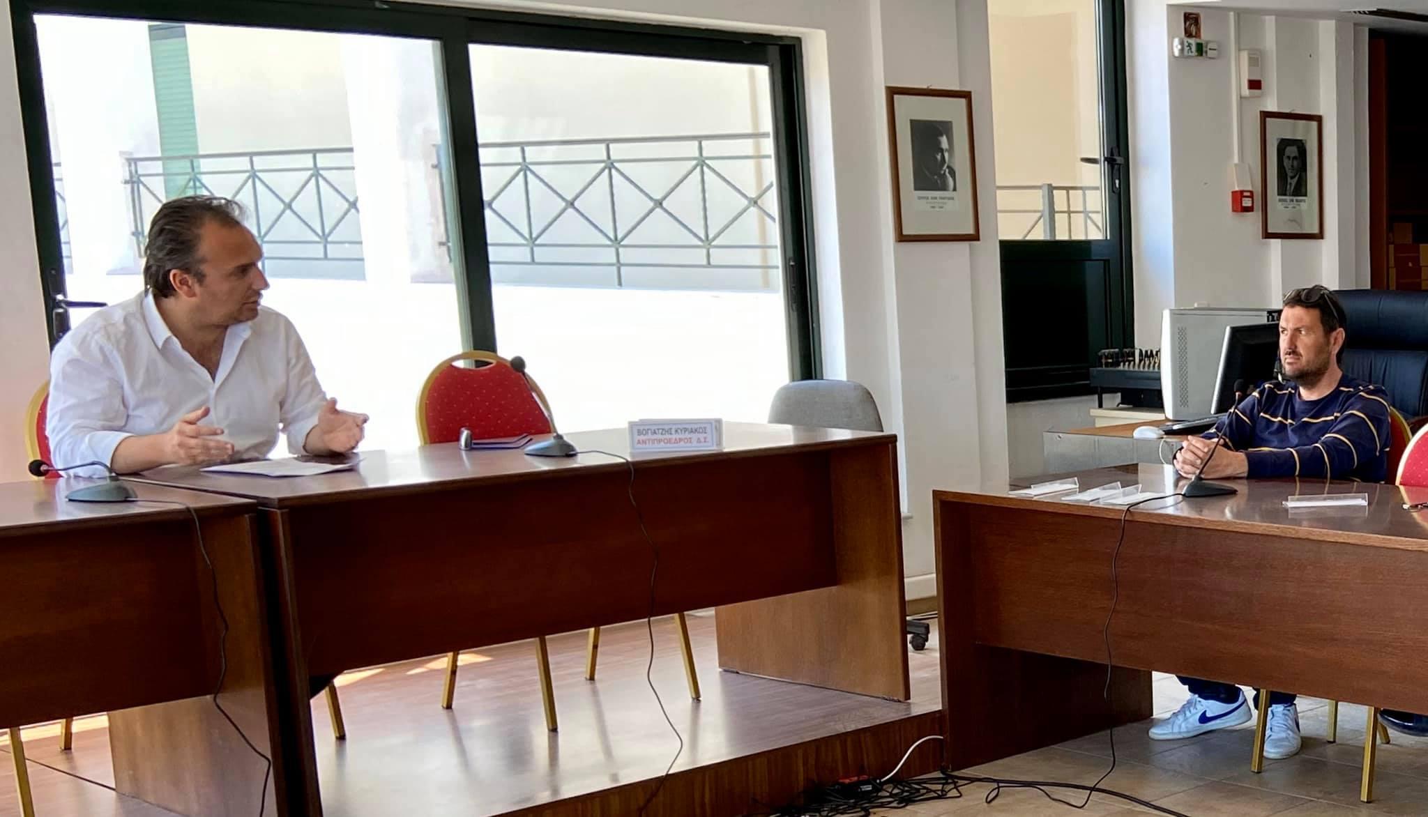 , Δήμος Ιστιαίας Αιδηψού: Οικονομική επιτροπή με επίκεντρο τον Θερμοπόταμο και τους αύλειους χώρους των σχολείων, Eviathema.gr | ΕΥΒΟΙΑ ΝΕΑ - Νέα και ειδήσεις από όλη την Εύβοια