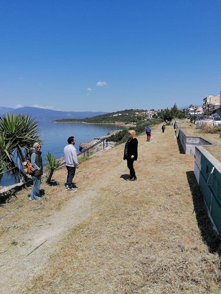 Έλενα Βάκα, Την Νέα Αρτάκη επισκέφθηκε η Έλενα Βάκα, Eviathema.gr | ΕΥΒΟΙΑ ΝΕΑ - Νέα και ειδήσεις από όλη την Εύβοια