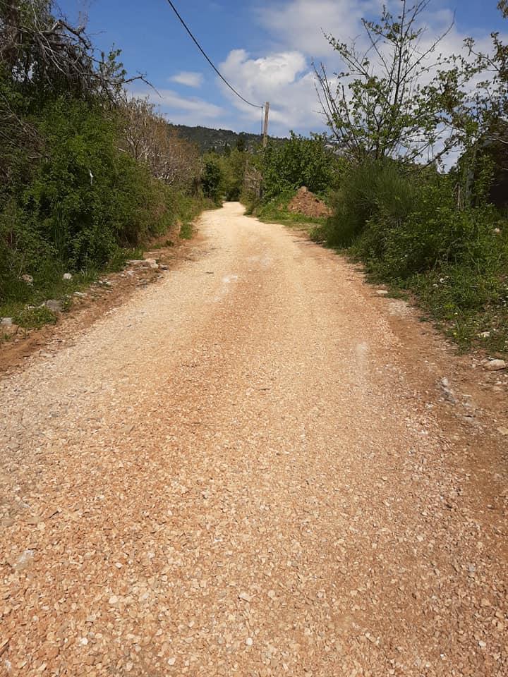 Κοινότητα Βιτάλων: Χαλικόστρωση αγροτικών δρόμων του κάμπου, Κοινότητα Βιτάλων: Χαλικόστρωση αγροτικών δρόμων του κάμπου, Eviathema.gr | ΕΥΒΟΙΑ ΝΕΑ - Νέα και ειδήσεις από όλη την Εύβοια