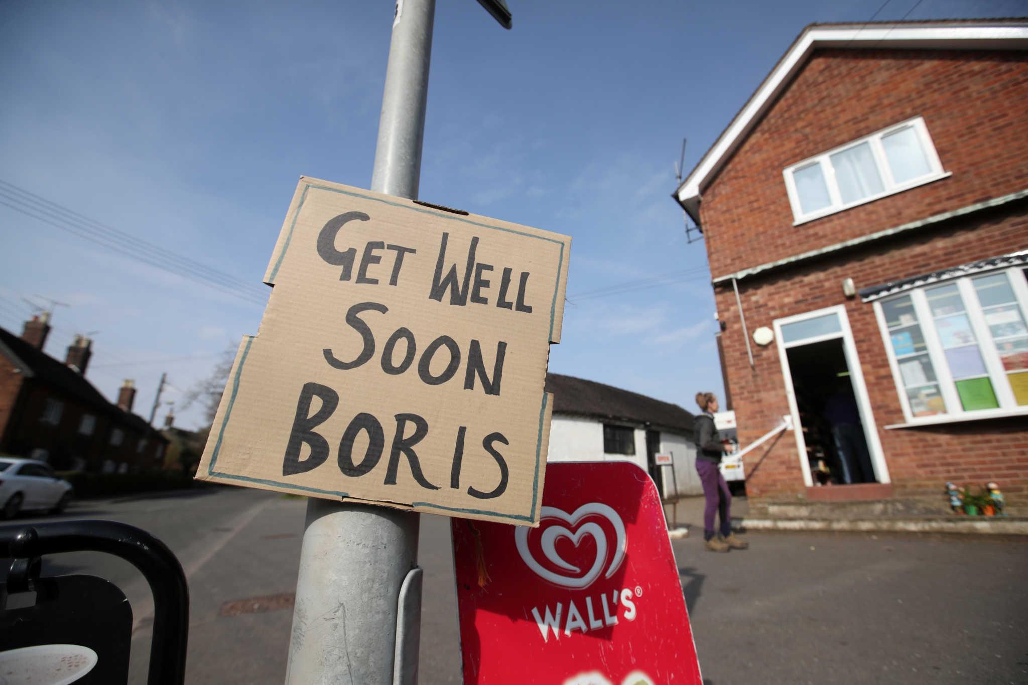Μπόρις Τζόνσον, Εκτός ΜΕΘ ο Πρωθυπουργός της Βρετανίας Μπόρις Τζόνσον, Eviathema.gr | ΕΥΒΟΙΑ ΝΕΑ - Νέα και ειδήσεις από όλη την Εύβοια