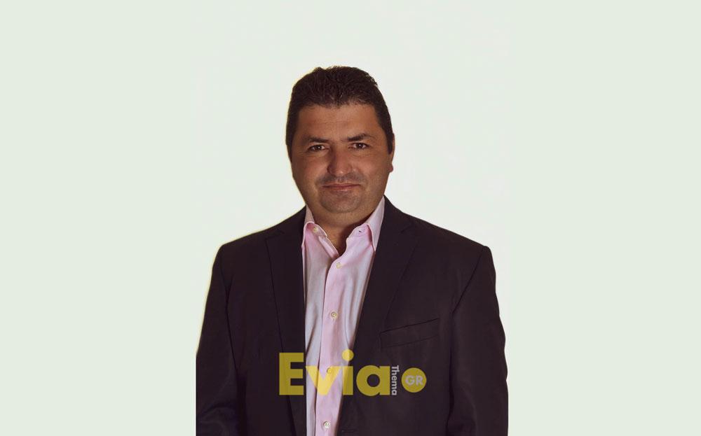 Γιώργος Τσαπουρνιώτης, Γιώργος Τσαπουρνιώτης: Η Πρωτομαγιά είναι ημέρα τιμής για όλους όσους αγωνίστηκαν για τα εργασιακά δικαιώματα., Eviathema.gr | ΕΥΒΟΙΑ ΝΕΑ - Νέα και ειδήσεις από όλη την Εύβοια