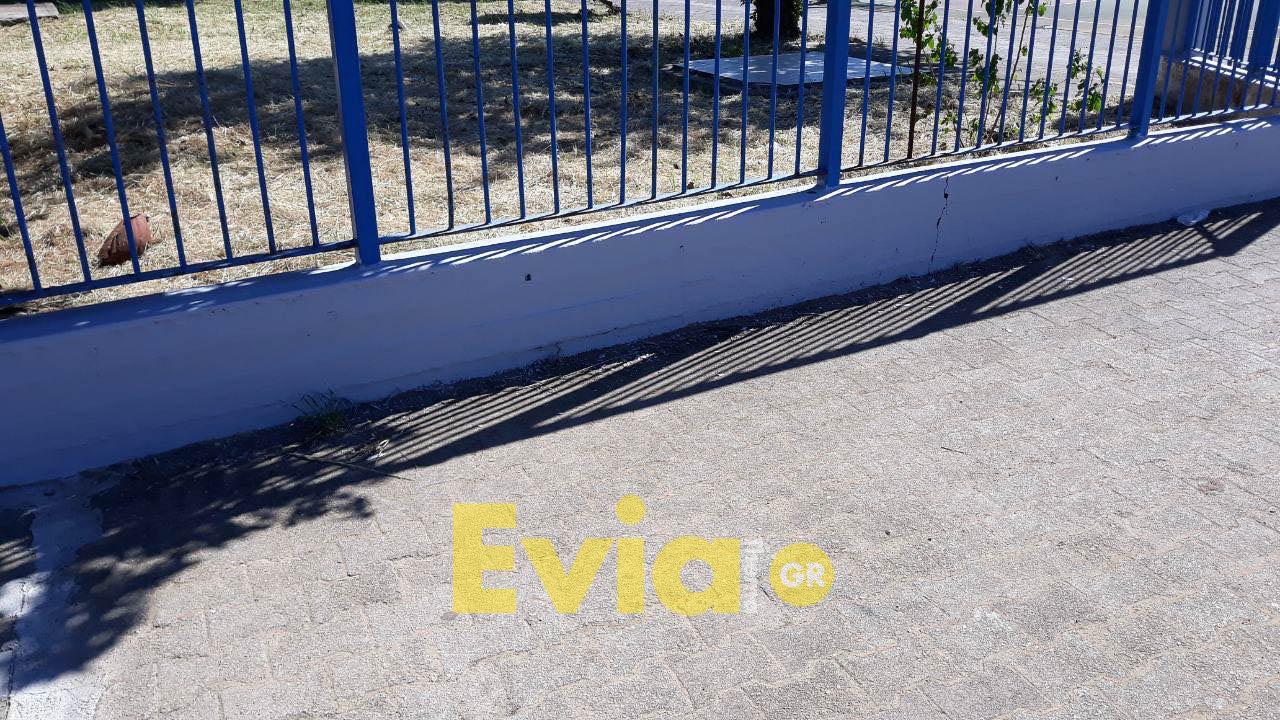 Λύκειο Ψαχνών, Καινούριο έγινε το Λύκειο Ψαχνών (ΦΩΤΟΓΡΑΦΙΕΣ), Eviathema.gr | ΕΥΒΟΙΑ ΝΕΑ - Νέα και ειδήσεις από όλη την Εύβοια