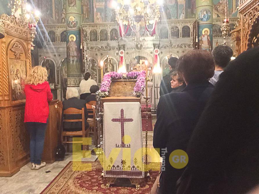 Ψαχνά Ευβοίας: Οι πιστοί άκουσαν το «Χριστός Ανέστη», Ψαχνά Ευβοίας: Οι πιστοί άκουσαν το «Χριστός Ανέστη» – To eviathema.gr στον Ιερό Ναό Μεταμορφώσεως του Σωτήρως, Eviathema.gr   ΕΥΒΟΙΑ ΝΕΑ - Νέα και ειδήσεις από όλη την Εύβοια