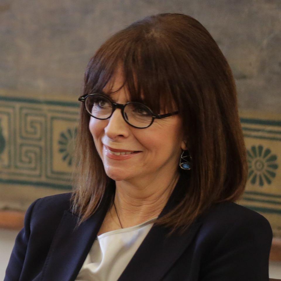 Κατερίνα Σακελαροπούλου