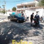 , Ψαχνά Ευβοίας: Τροχαίο ατύχημα – Ελαφρά τραυματισμένος ο ένας οδηγός [ΦΩΤΟΓΡΑΦΙΕΣ], Eviathema.gr   Εύβοια Τοπ Νέα Ειδήσεις