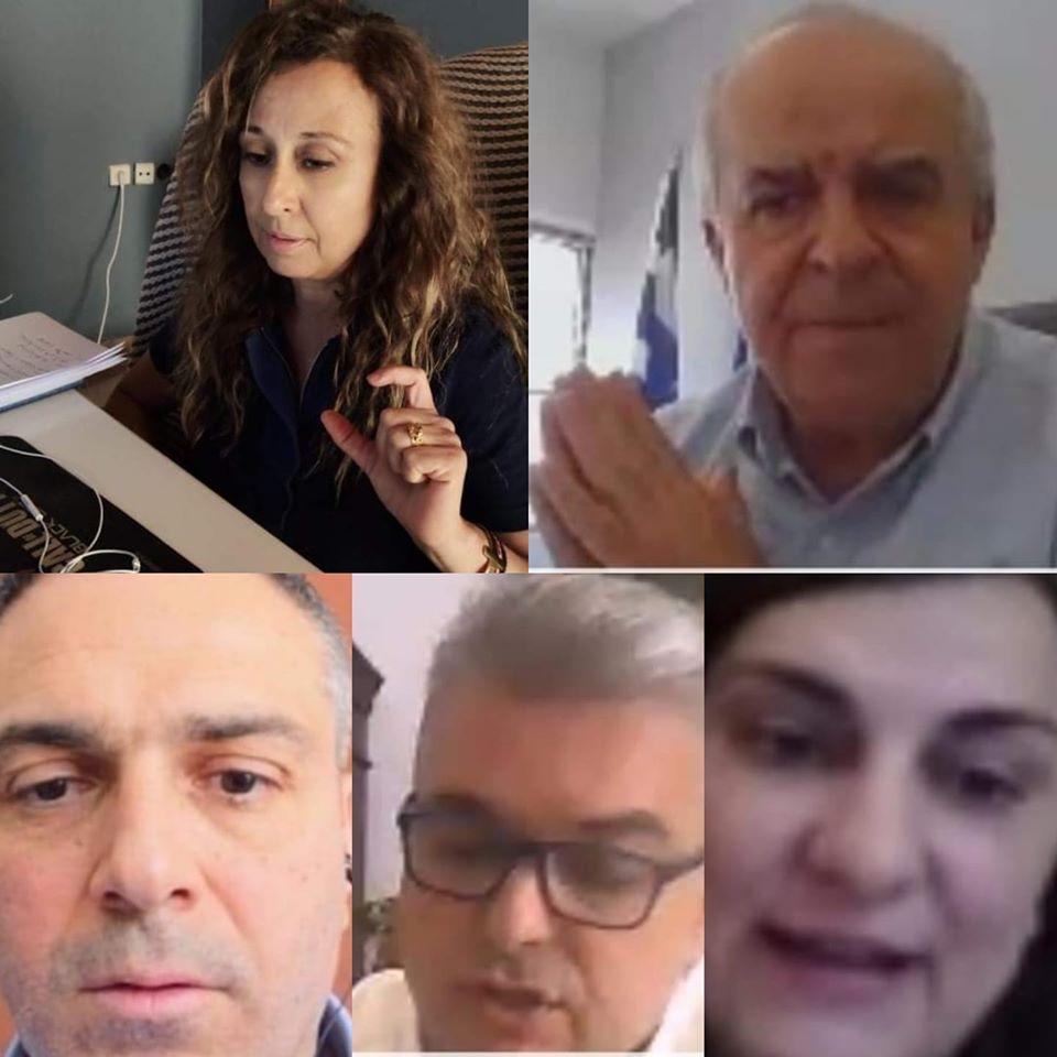 Πραγματοποιήθηκε η 4η συνεδρίαση του διοικητικού συμβουλίου της Π.Ε.Δ Στερεάς Ελλάδας με τηλεδιάσκεψη, Πραγματοποιήθηκε η 4η συνεδρίαση του διοικητικού συμβουλίου της Π.Ε.Δ Στερεάς Ελλάδας με τηλεδιάσκεψη, Eviathema.gr | ΕΥΒΟΙΑ ΝΕΑ - Νέα και ειδήσεις από όλη την Εύβοια