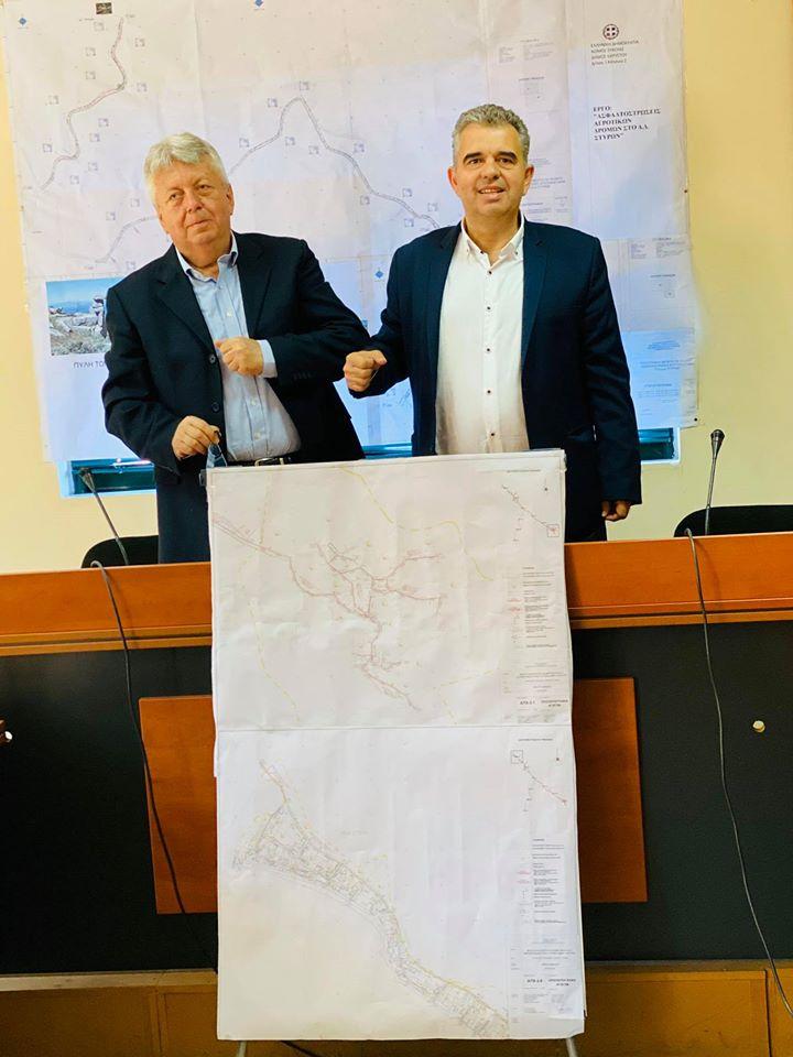 Νέο δίκτυο βιολογικού καθαρισμού στα Στύρα, Νέο δίκτυο βιολογικού καθαρισμού στα Στύρα και Ν. Στύρα έργο ύψους 10.000.000 ευρώ, Eviathema.gr | ΕΥΒΟΙΑ ΝΕΑ - Νέα και ειδήσεις από όλη την Εύβοια