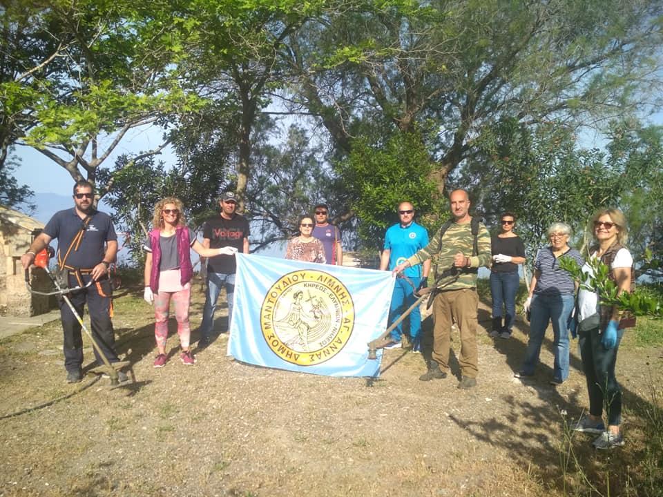 , Κοινότητα Λίμνης: Δεύτερη συνεχόμενη Κυριακή εθελοντικός καθαρισμός, Eviathema.gr | Εύβοια Τοπ Νέα Ειδήσεις