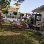 , Μαντούδι: Ξεκίνησαν οι εργασίες στο νηπιαγωγείο, Eviathema.gr   Εύβοια Τοπ Νέα Ειδήσεις