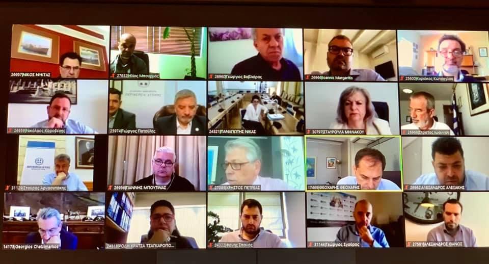 Περιφέρεια Στερεάς Ελλάδα στην 5η Τηλεδιάσκεψη, Και η Περιφέρεια Στερεάς Ελλάδα στην 5η Τηλεδιάσκεψη των περιφερειαρχών για τον Τουρισμό, Eviathema.gr | ΕΥΒΟΙΑ ΝΕΑ - Νέα και ειδήσεις από όλη την Εύβοια