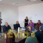 , Ο Γιάνης Βαρουφάκης στα γραφεία της Λάρκο στα Ψαχνά – Αποκλειστικές δηλώσεις, Eviathema.gr | Εύβοια Τοπ Νέα Ειδήσεις