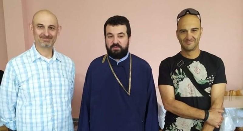 Εθελοντική αιμοδοσία, Ιερός Ναός Ευαγγελιστρίας Κανήθου Χαλκίδος: Εθελοντική αιμοδοσία πραγματοποιήθηκε την Κυριακή, Eviathema.gr | Εύβοια Τοπ Νέα Ειδήσεις
