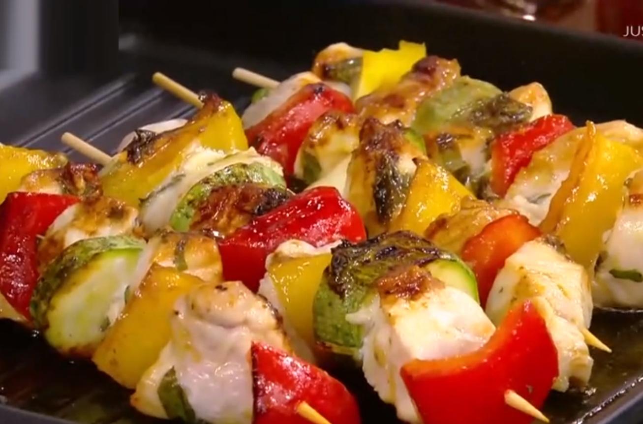 κοτόπουλο μοχίτο, Συνταγή για κοτόπουλο μοχίτο με δροσερή ρυζοσαλάτα, Eviathema.gr | ΕΥΒΟΙΑ ΝΕΑ - Νέα και ειδήσεις από όλη την Εύβοια
