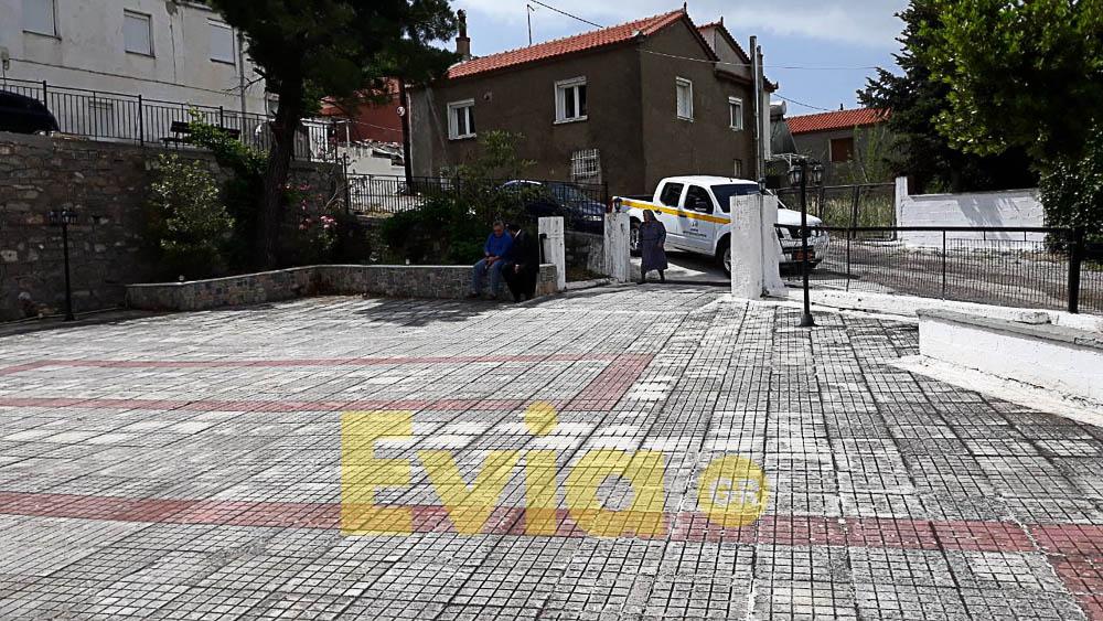 τα συνεργεία του Δήμου Διρφύων Μεσσαπίων, Σάββατο σήμερα και τα συνεργεία του Δήμου Διρφύων Μεσσαπίων δουλεύουν πυρετωδώς, Eviathema.gr | Εύβοια Τοπ Νέα Ειδήσεις