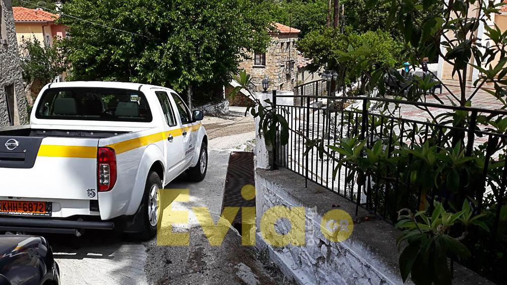 τα συνεργεία του Δήμου Διρφύων Μεσσαπίων, Σάββατο σήμερα και τα συνεργεία του Δήμου Διρφύων Μεσσαπίων δουλεύουν πυρετωδώς, Eviathema.gr | ΕΥΒΟΙΑ ΝΕΑ - Νέα και ειδήσεις από όλη την Εύβοια