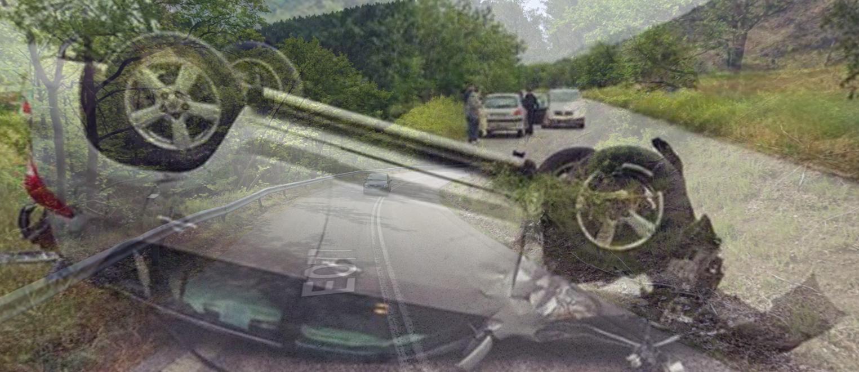 Εύβοια: Τροχαίο με ανατροπή αυτοκινήτου την Κυριακή το βράδυ, Εύβοια: Τροχαίο με ανατροπή αυτοκινήτου την Κυριακή το βράδυ – Τραυματισμένος ηλικιωμένος οδηγός, Eviathema.gr | Εύβοια Τοπ Νέα Ειδήσεις