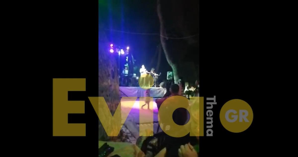 Τριάδα Ευβοίας: Το πλήρωσαν ακριβά το πανηγύρι, Τριάδα Ευβοίας: Το πλήρωσαν ακριβά το πανηγύρι – Αστυνομία έκλεισε κατάστημα εστίασης για 15 μέρες και πρόστιμο 3000 ευρώ [ΒΙΝΤΕΟ], Eviathema.gr | Εύβοια Τοπ Νέα Ειδήσεις