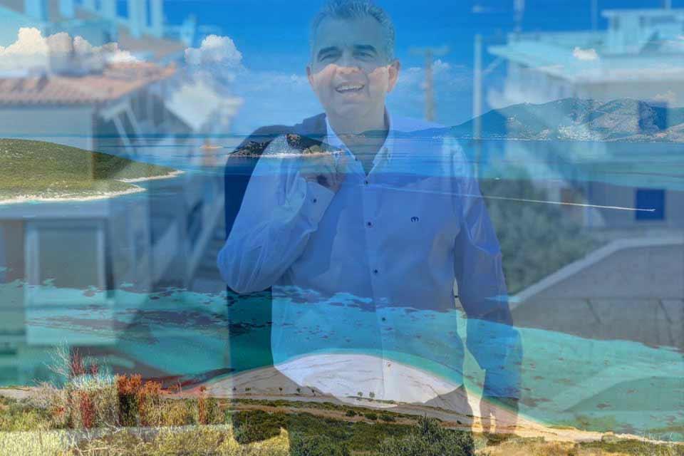 Λευτέρης Ραβιόλος για την Μεγάλη Άμμο, Ο Λευτέρης Ραβιόλος για την Μεγάλη Άμμο, του Μαρμαρίου πρωταγωνίστρια στην Διεθνή καμπάνια για τον Ελληνικό τουρισμό, Eviathema.gr | ΕΥΒΟΙΑ ΝΕΑ - Νέα και ειδήσεις από όλη την Εύβοια