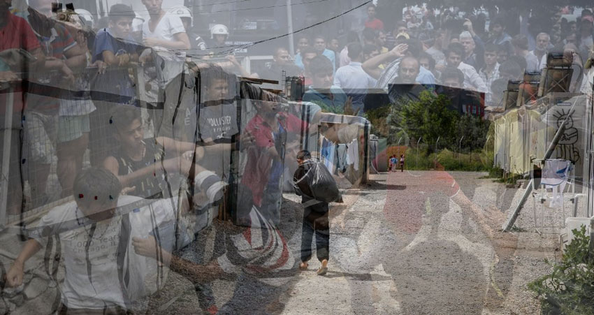 Ριτσώνα: Άγριο ξύλο στην Δομή μεταναστών το βράδυ της Παρασκευής, Ριτσώνα: Άγριο ξύλο στην Δομή μεταναστών το βράδυ της Παρασκευής – Στο σημείο η αστυνομία, Eviathema.gr   Εύβοια Τοπ Νέα Ειδήσεις