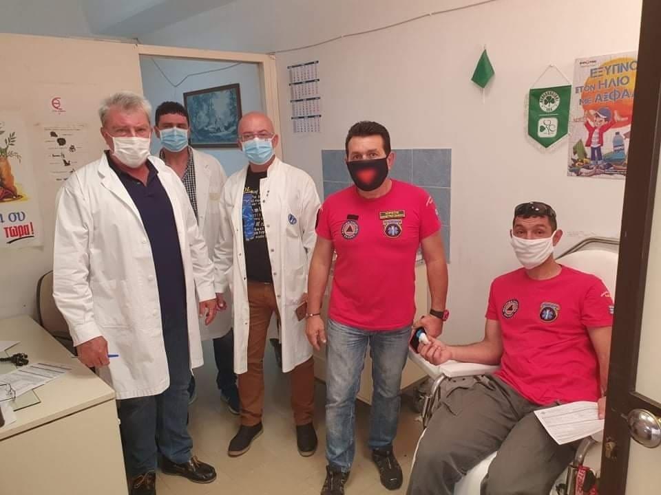 Ομάδα Διάσωσης Εύβοιας SAR 312