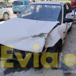 , Εύβοια: Δύο τροχαία ταυτόχρονα σε Βασιλικό και Νέα Αρτάκη το μεσημέρι της Παρασκευής, Eviathema.gr | Εύβοια Τοπ Νέα Ειδήσεις