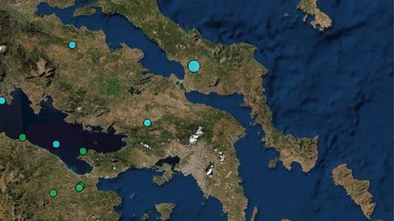Χαλκίδα: Σεισμός 3