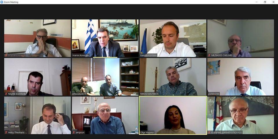 Τηλεδιάσκεψη για τον Τουρισμό στην Εύβοια, Τηλεδιάσκεψη για τον Τουρισμό στην Εύβοια μετά από πρόταση του Σπύρου Πνευματικού, Eviathema.gr | ΕΥΒΟΙΑ ΝΕΑ - Νέα και ειδήσεις από όλη την Εύβοια