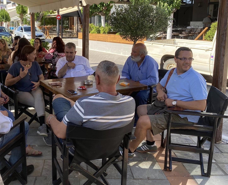 Ο Δήμος Καρύστου στο επίκεντρο των πανελλαδικών μέσων ενημέρωσης