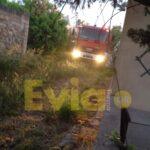 , Αλιβέρι Ευβοίας: Φωτιά σε σπίτι το απόγευμα της Δευτέρας, Eviathema.gr | Εύβοια Τοπ Νέα Ειδήσεις