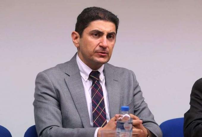Τροπολογία Αυγενάκη: Αθλητικοί παράγοντες επιστρέφουν στις θέσεις διοίκησης